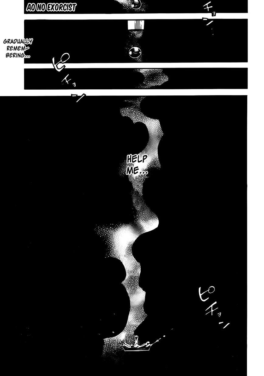 Ao no Exorcist 50 Page 2