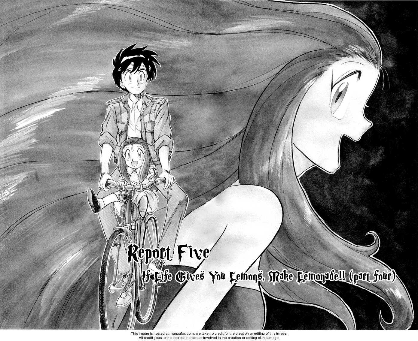 Ghost Sweeper Mikami 5 Page 2