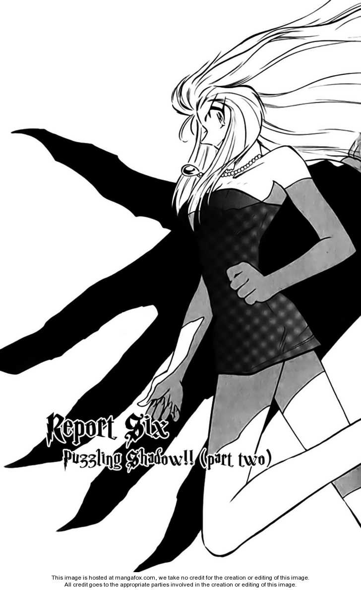 Ghost Sweeper Mikami 6 Page 1