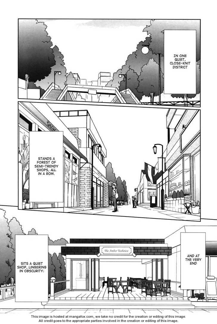 Ameiro Kouchakan Kandan 2 Page 3