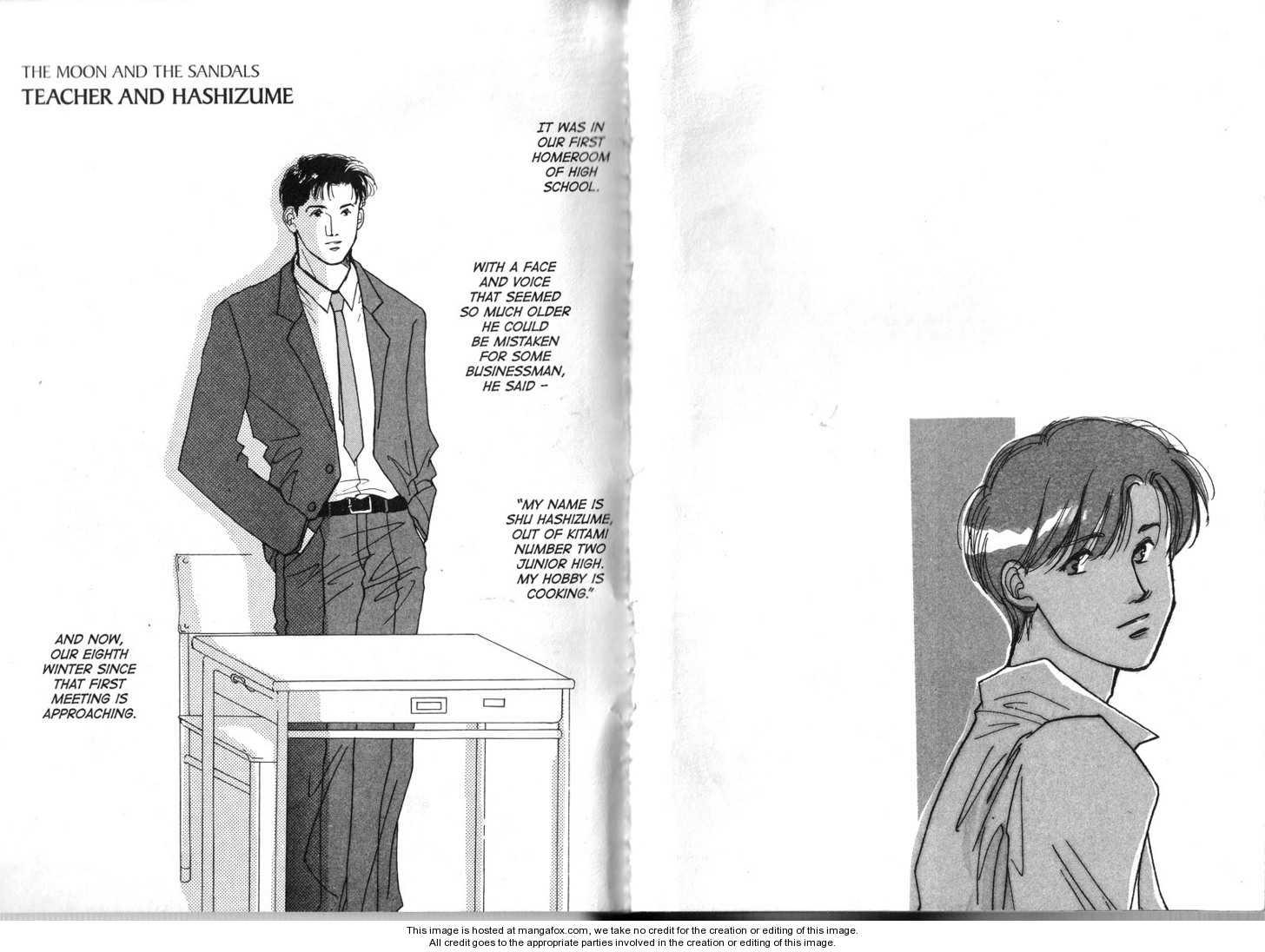 Tsuki to Sandal 2 Page 1