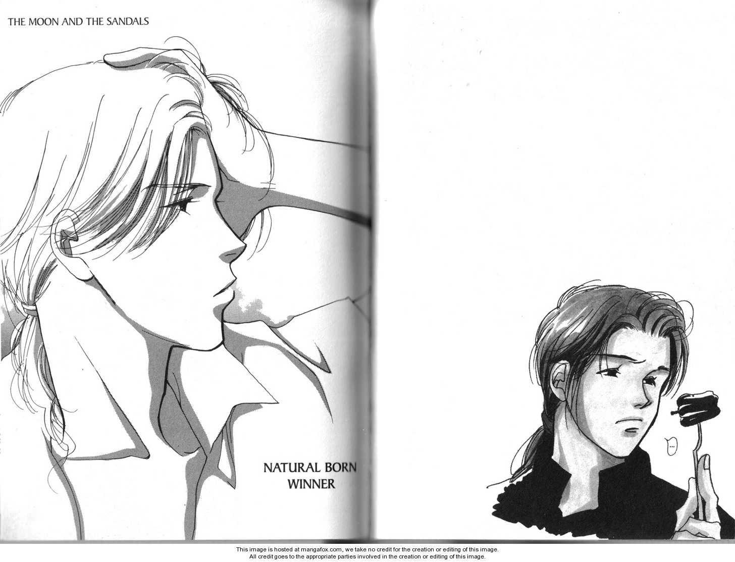 Tsuki to Sandal 4 Page 1