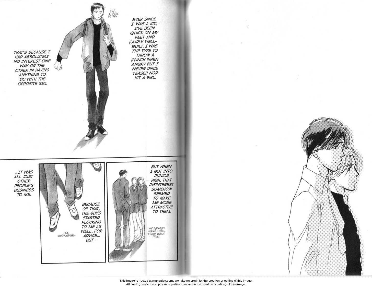 Tsuki to Sandal 6 Page 1