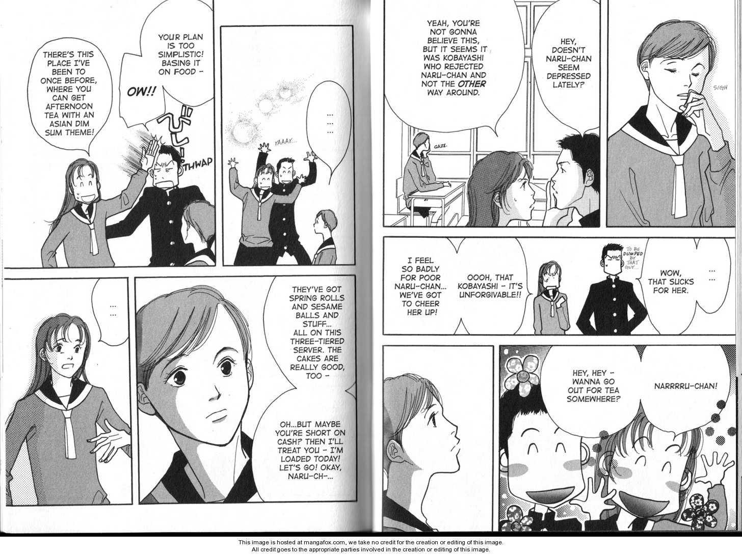 Tsuki to Sandal 4 Page 2