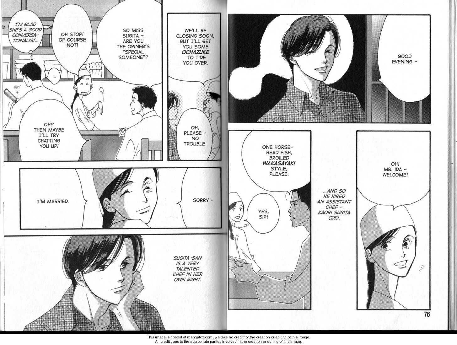 Tsuki to Sandal 7 Page 2