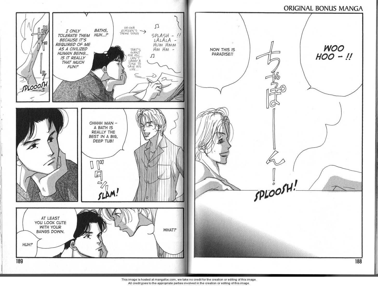 Tsuki to Sandal 11 Page 4