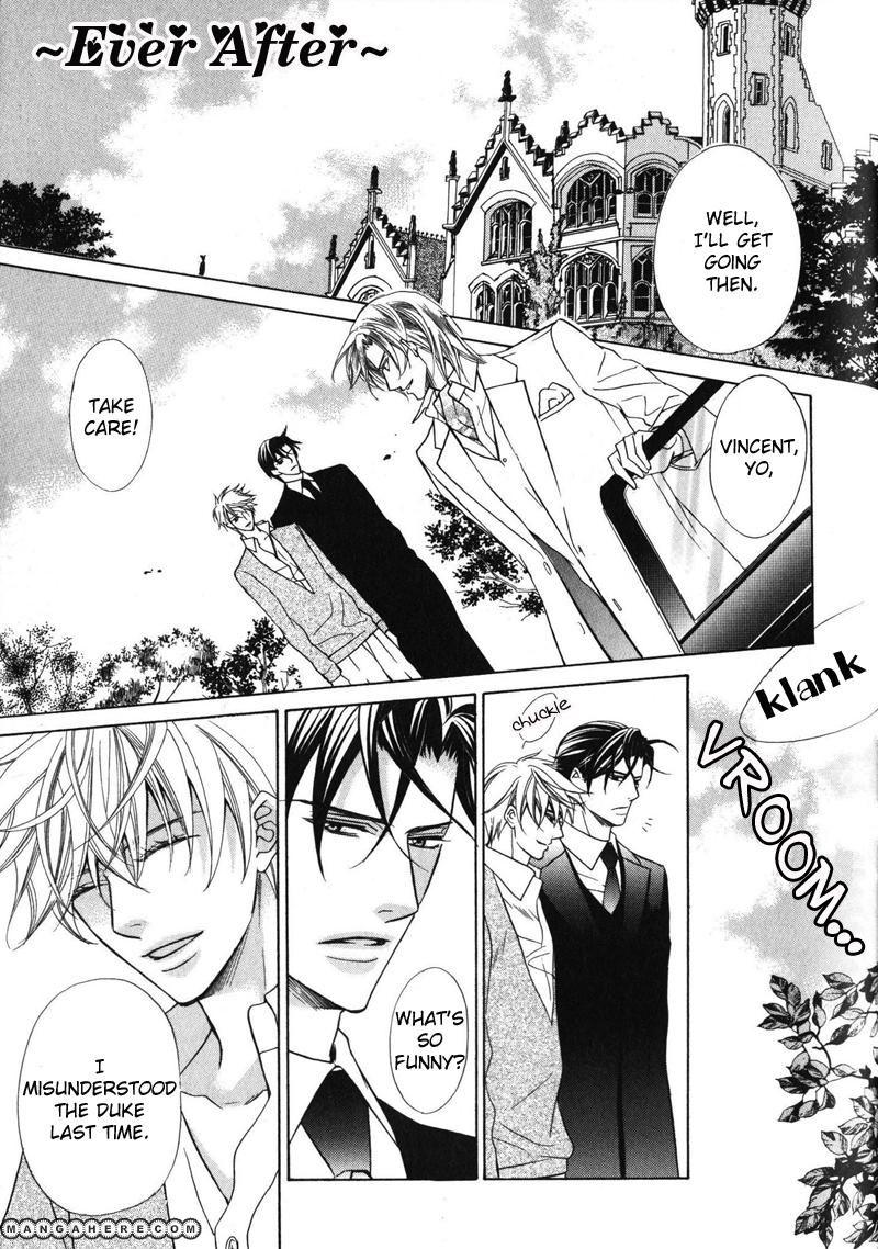 Kizoku no Aoi Seppun 6.5 Page 1