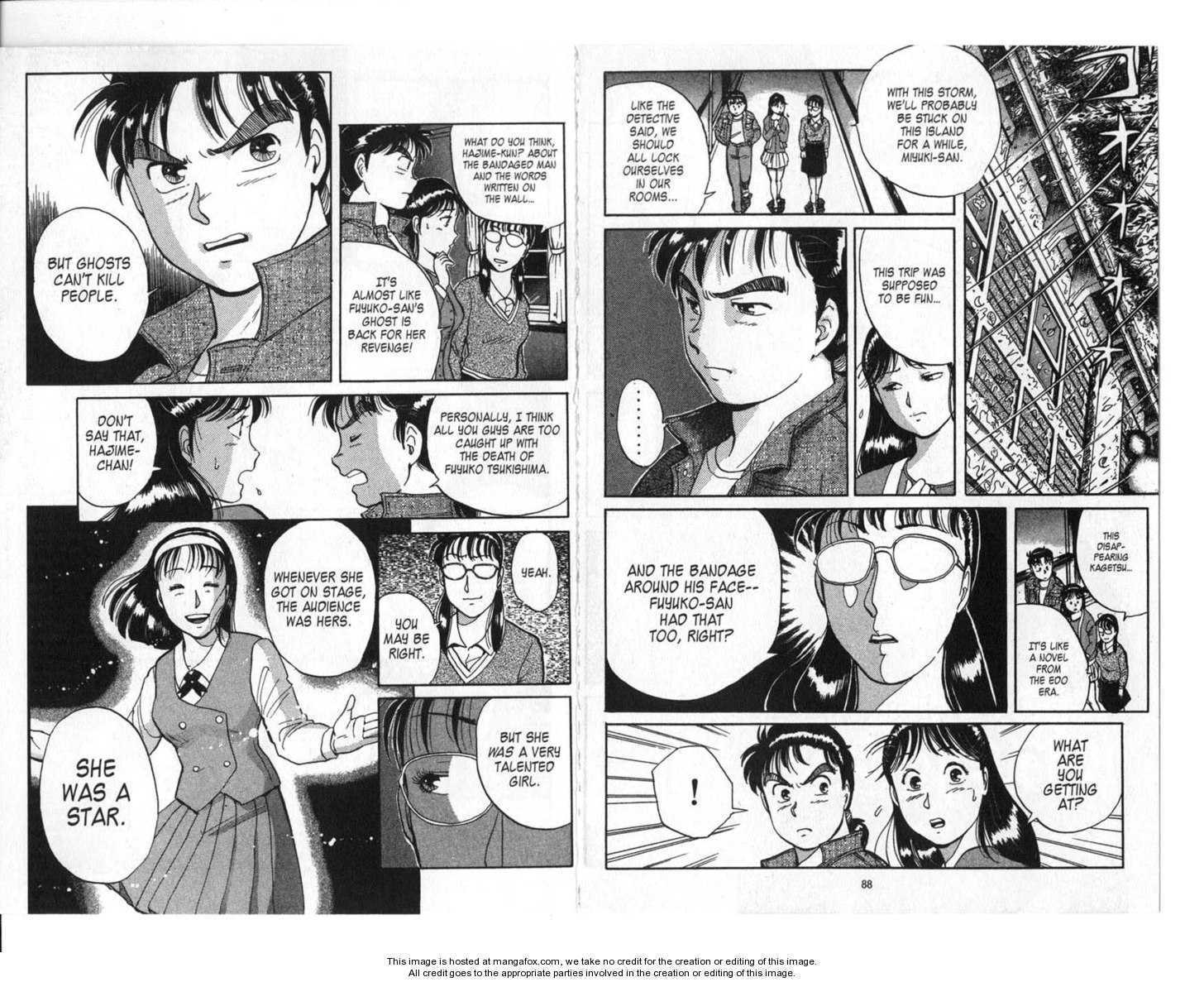 Kindaichi Shounen no Jikenbo 2 Page 3