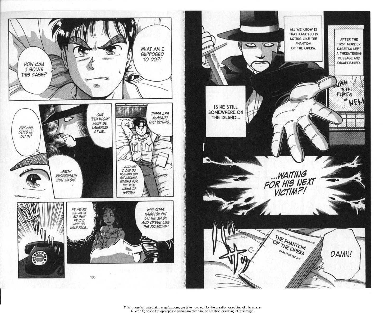 Kindaichi Shounen no Jikenbo 3 Page 2