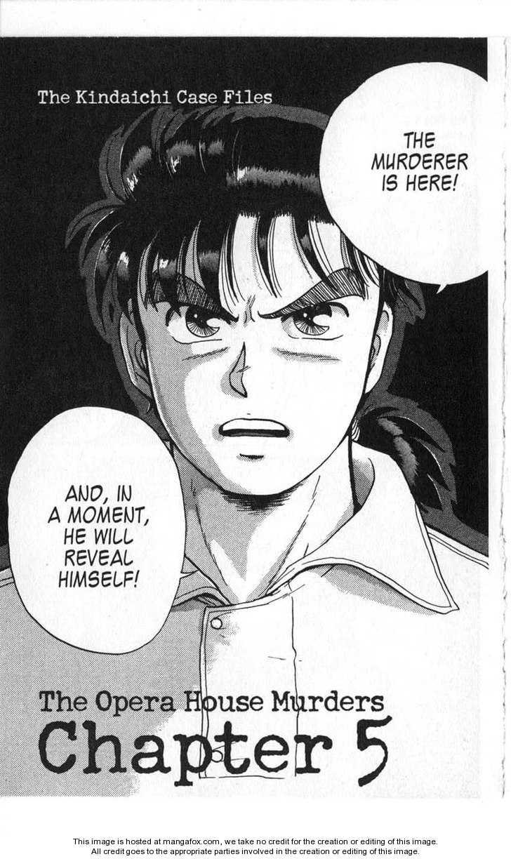 Kindaichi Shounen no Jikenbo 5 Page 1
