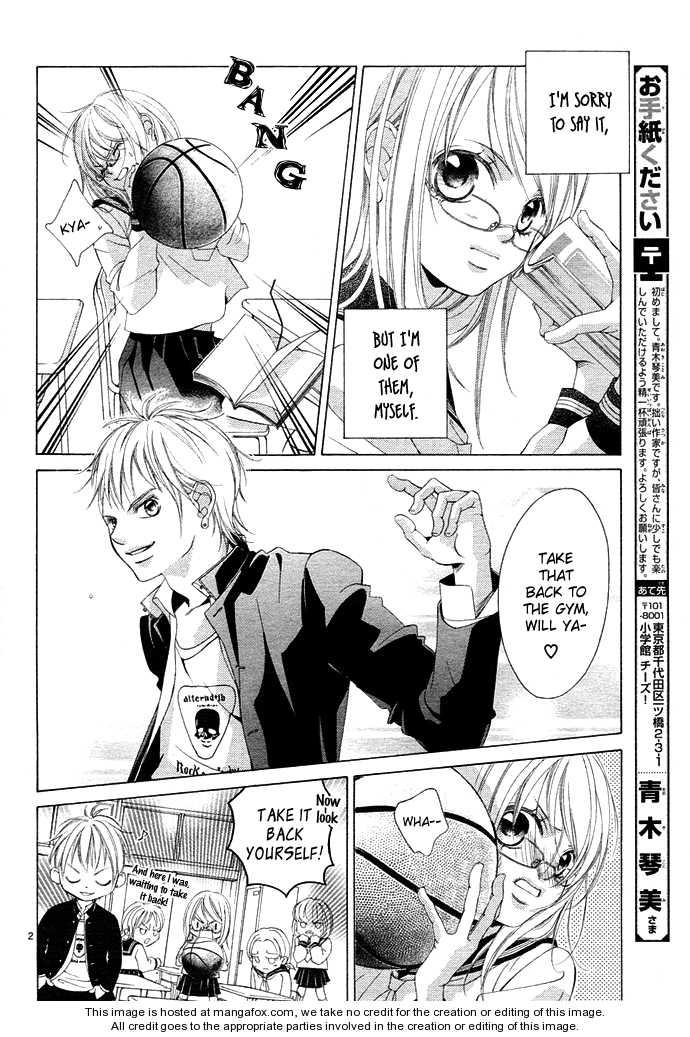 Kanojo wa Uso wo Aishisugiteru 0 Page 3