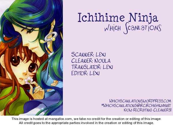 Ichihime Ninja 1 Page 1