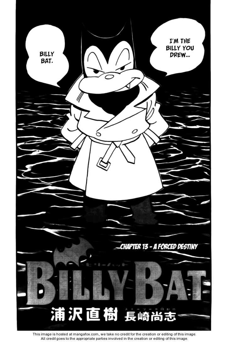 Billy Bat 13 Page 3