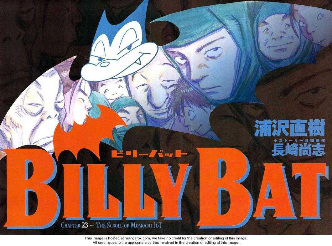 Billy Bat 23 Page 3