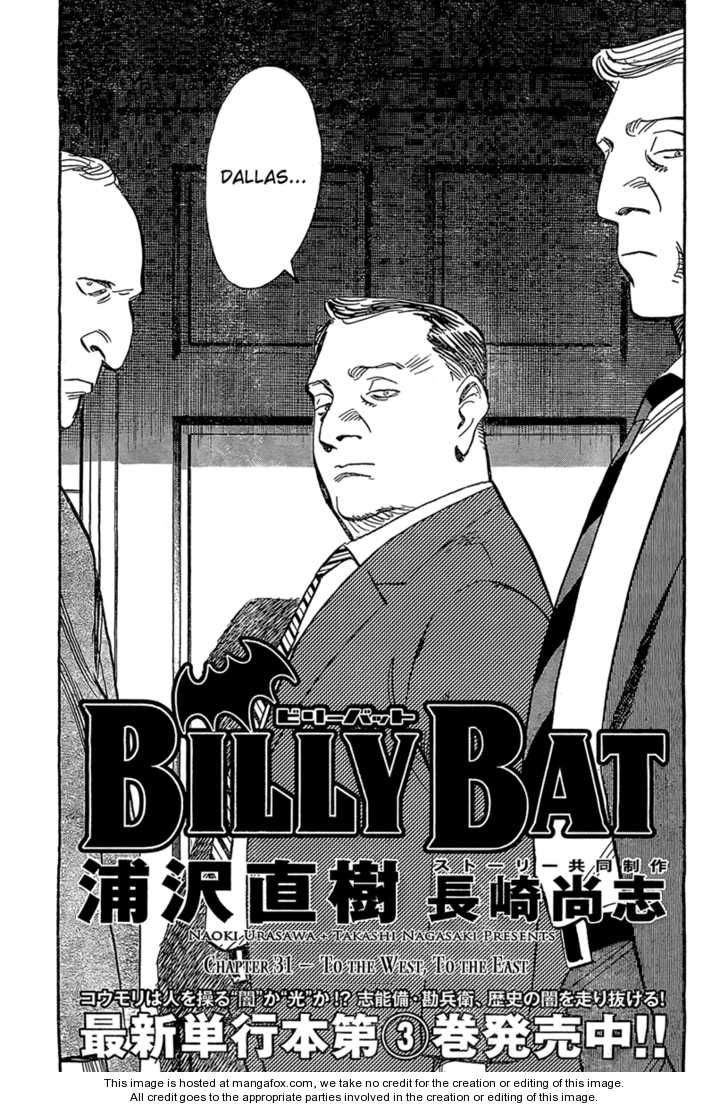 Billy Bat 31 Page 3