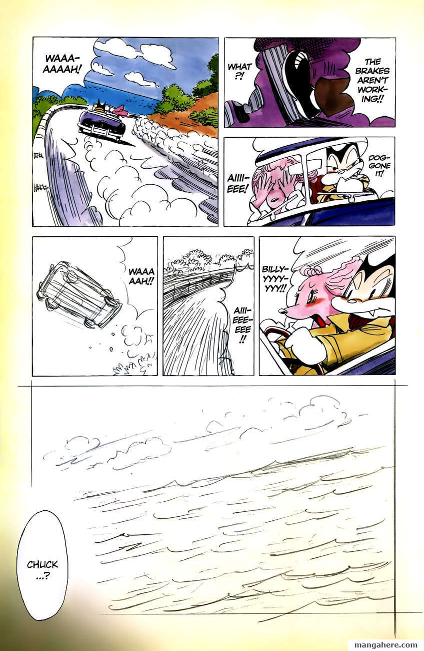 Billy Bat 46 Page 3