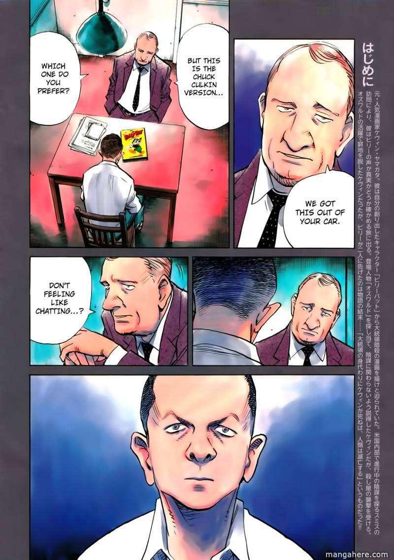 Billy Bat 54 Page 3