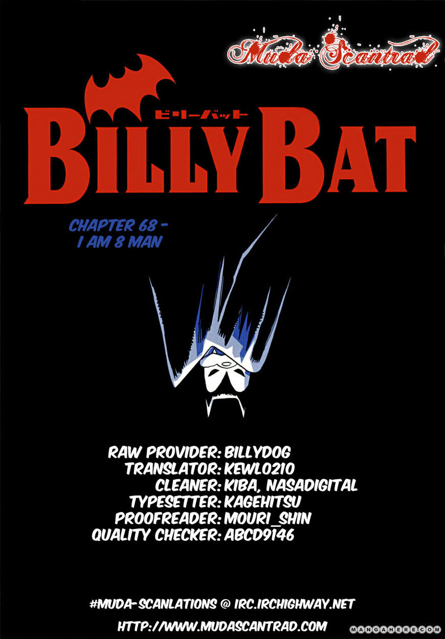 Billy Bat 68 Page 1