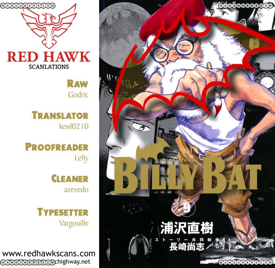 Billy Bat 82 Page 1