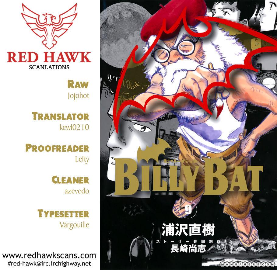 Billy Bat 87 Page 1