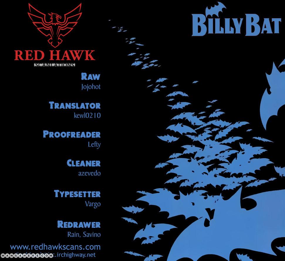 Billy Bat 94 Page 1
