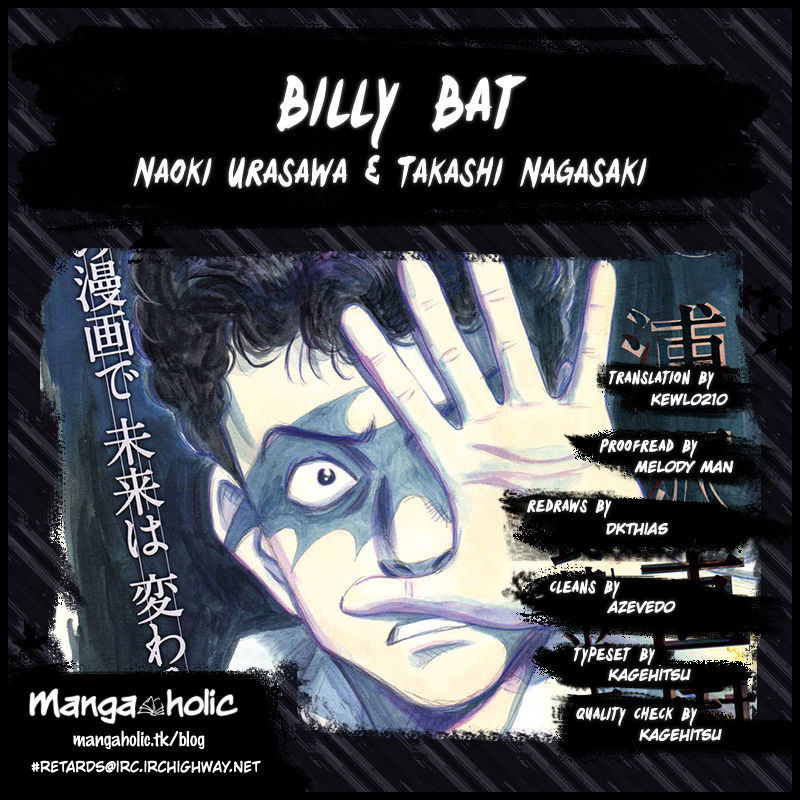 Billy Bat 99 Page 2