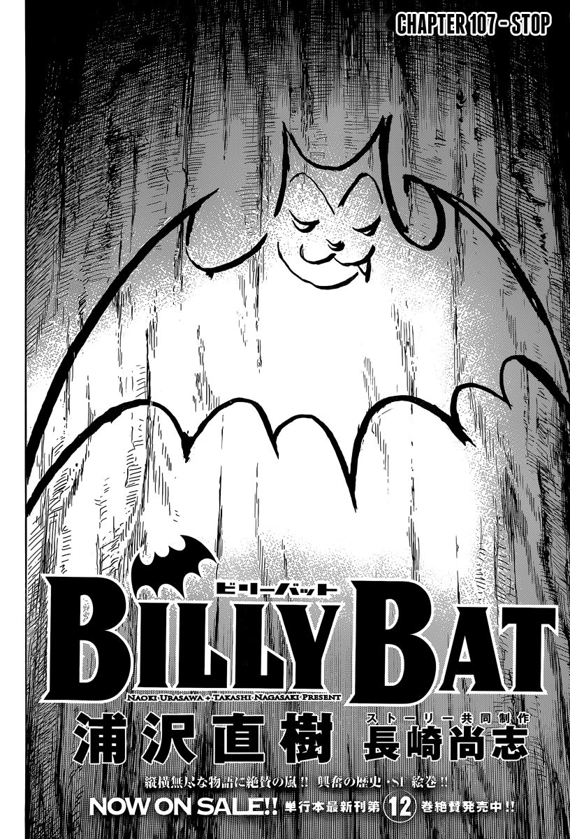 Billy Bat 107 Page 2