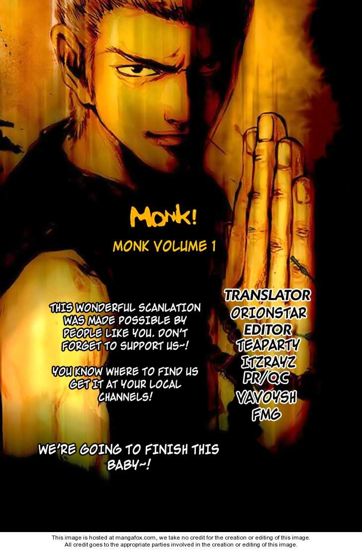 Monk! 12 Page 1