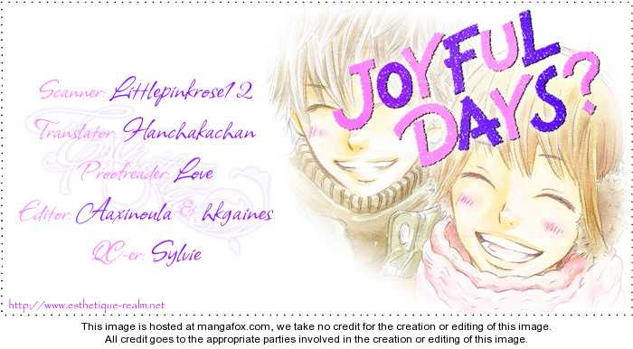 Joyful Days? 1 Page 2