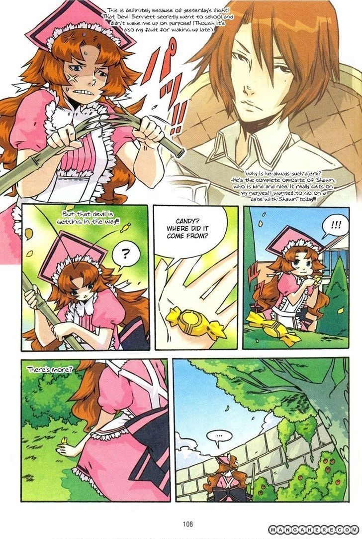 Maid Maiden 13 Page 3