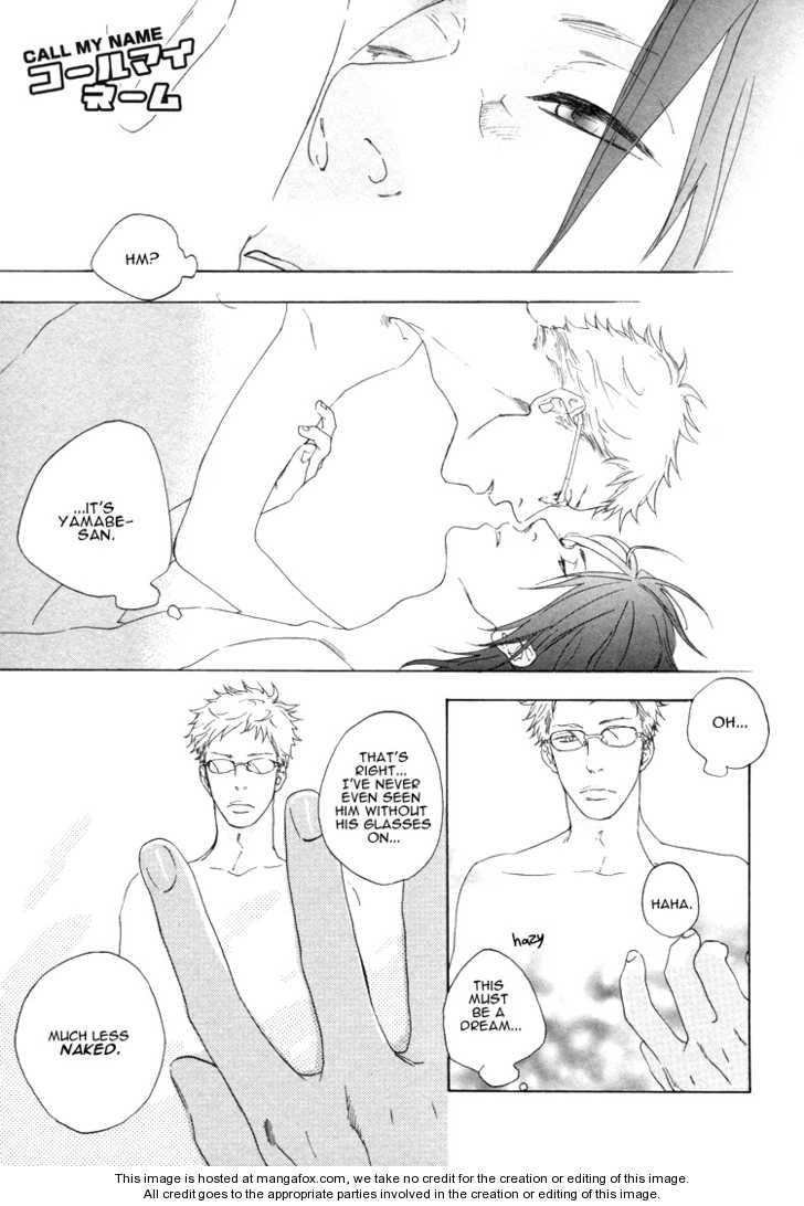 Call My Name (JARYUU Dokuro) 1 Page 2
