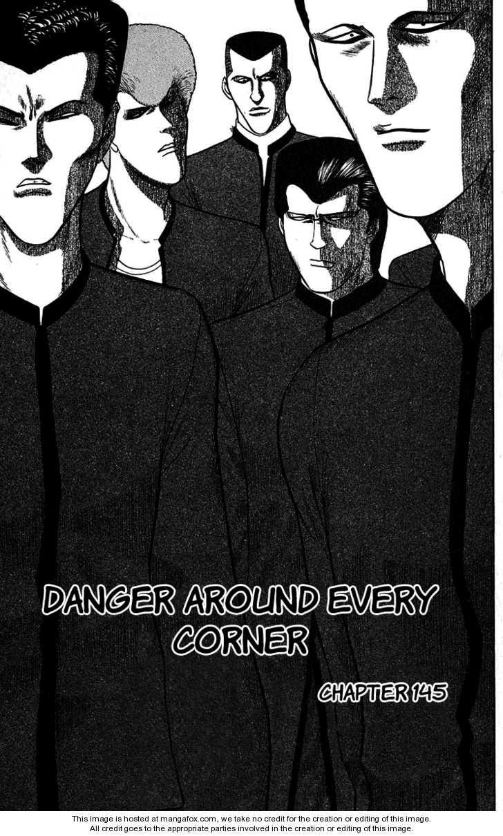 Kyou kara Ore wa!! 145 Page 1