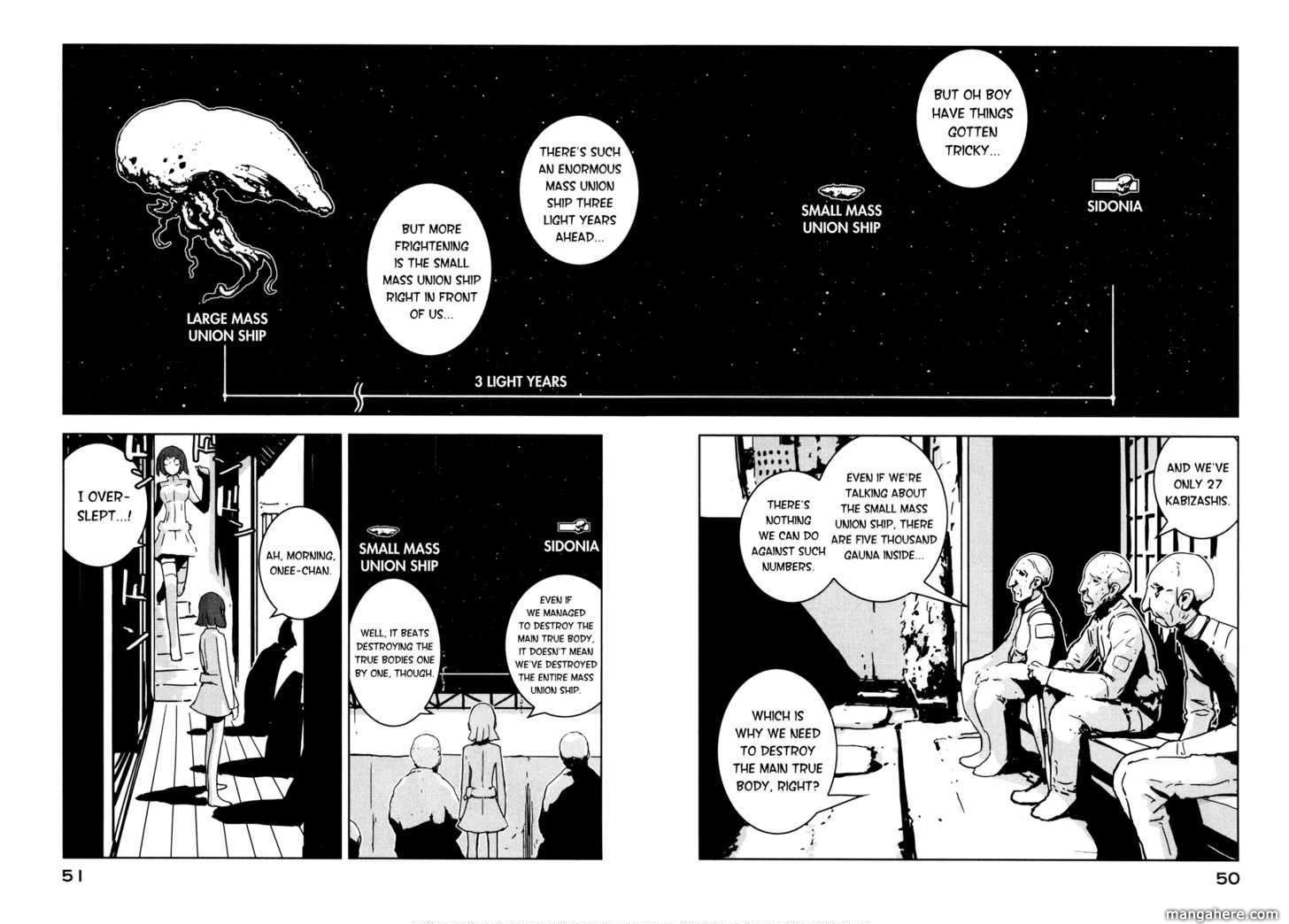 Sidonia no Kishi 12 Page 2