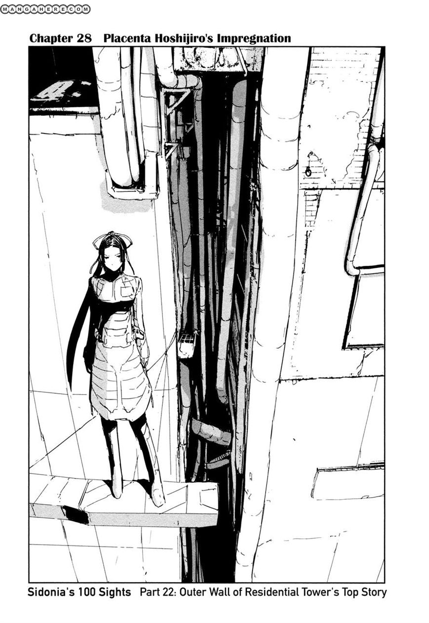 Sidonia no Kishi 28 Page 1