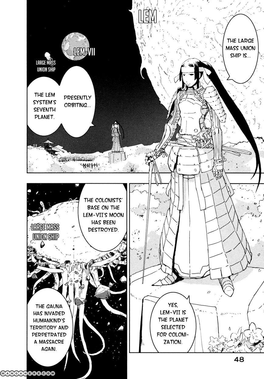 Sidonia no Kishi 37 Page 2