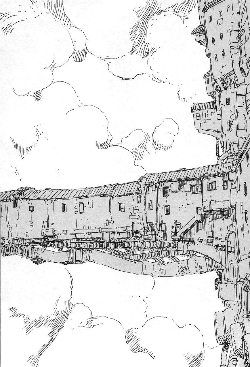 Sidonia no Kishi 41 Page 1