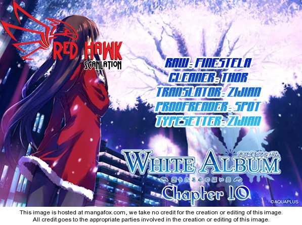 White Album (ABENO Chako) 10 Page 1