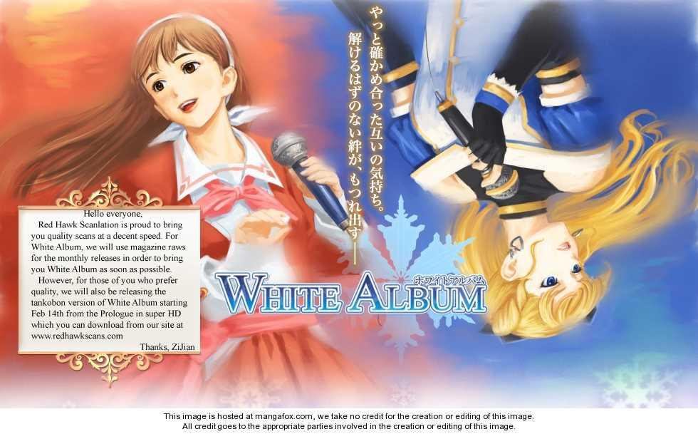 White Album (ABENO Chako) 11 Page 2