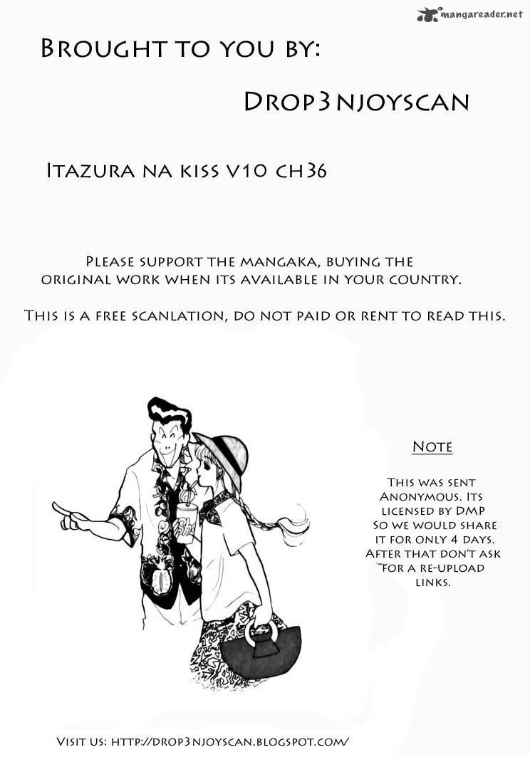 Itazura na Kiss 36 Page 2