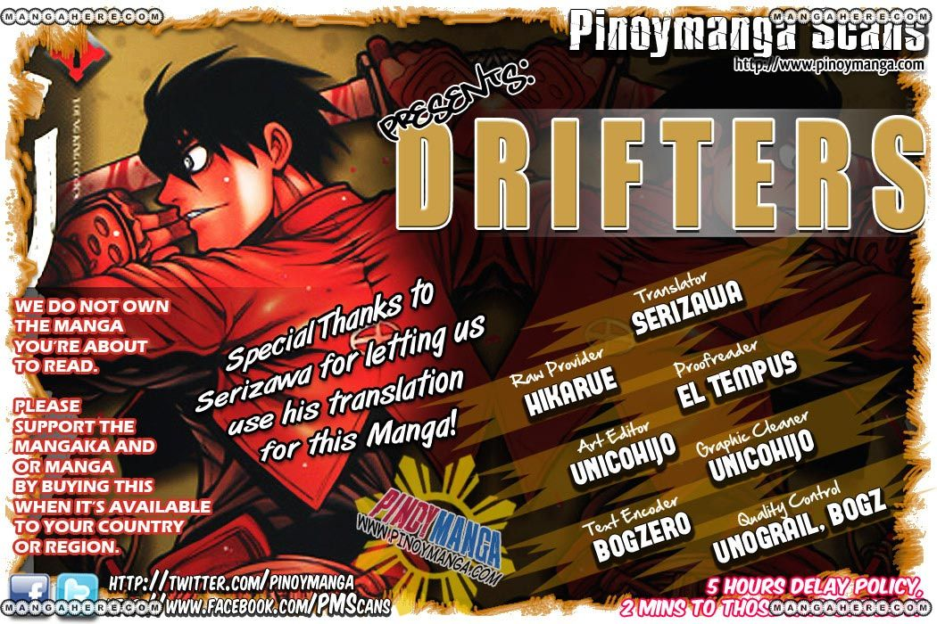 Drifters 31 Page 1