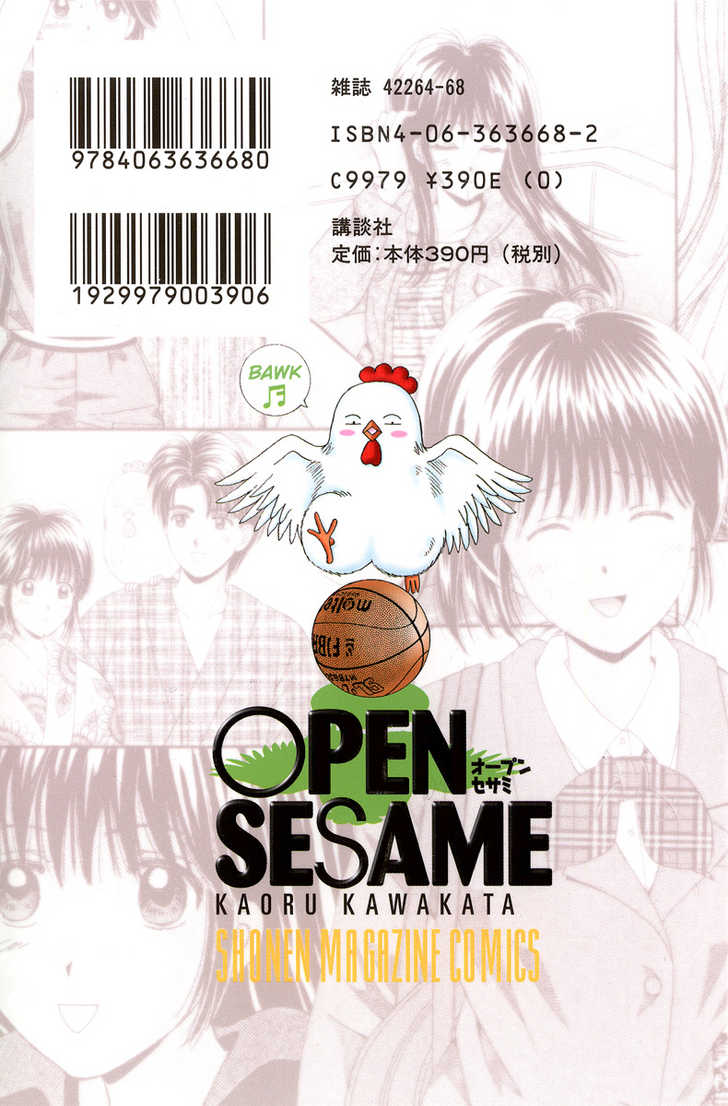 Open Sesame 61 Page 2