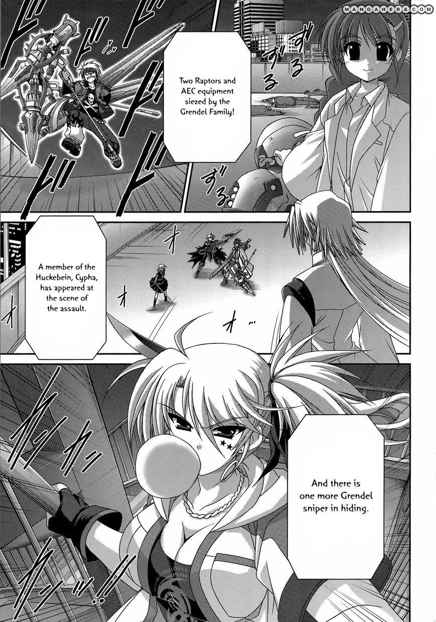 Mahou Senki Lyrical Nanoha Force 23 Page 1