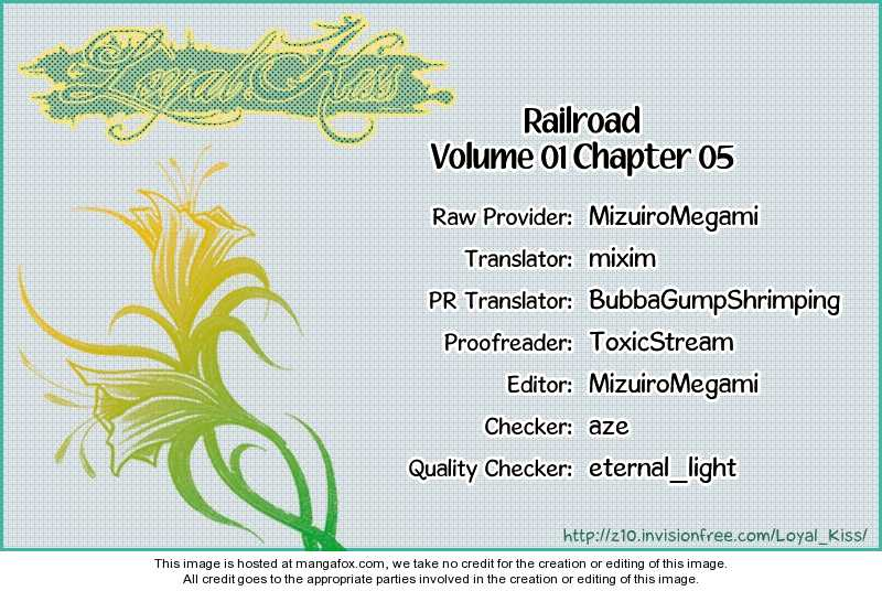 Railroad 5 Page 2