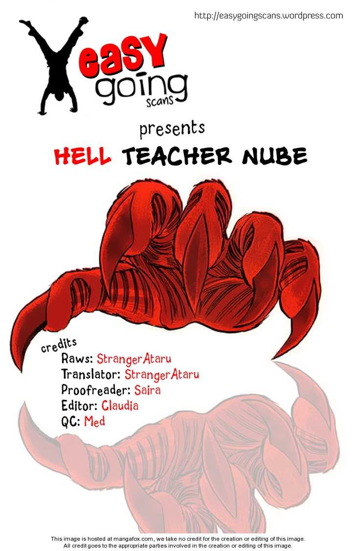 Hell Teacher Nube 6.5 Page 1