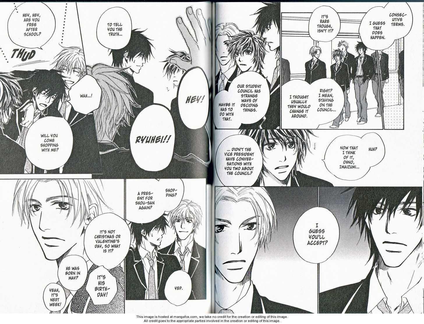 Teppen no Himawari 3 Page 2
