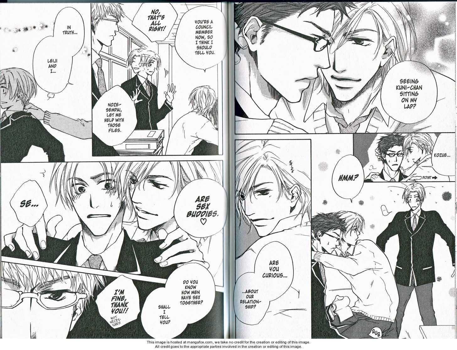 Teppen no Himawari 4 Page 3
