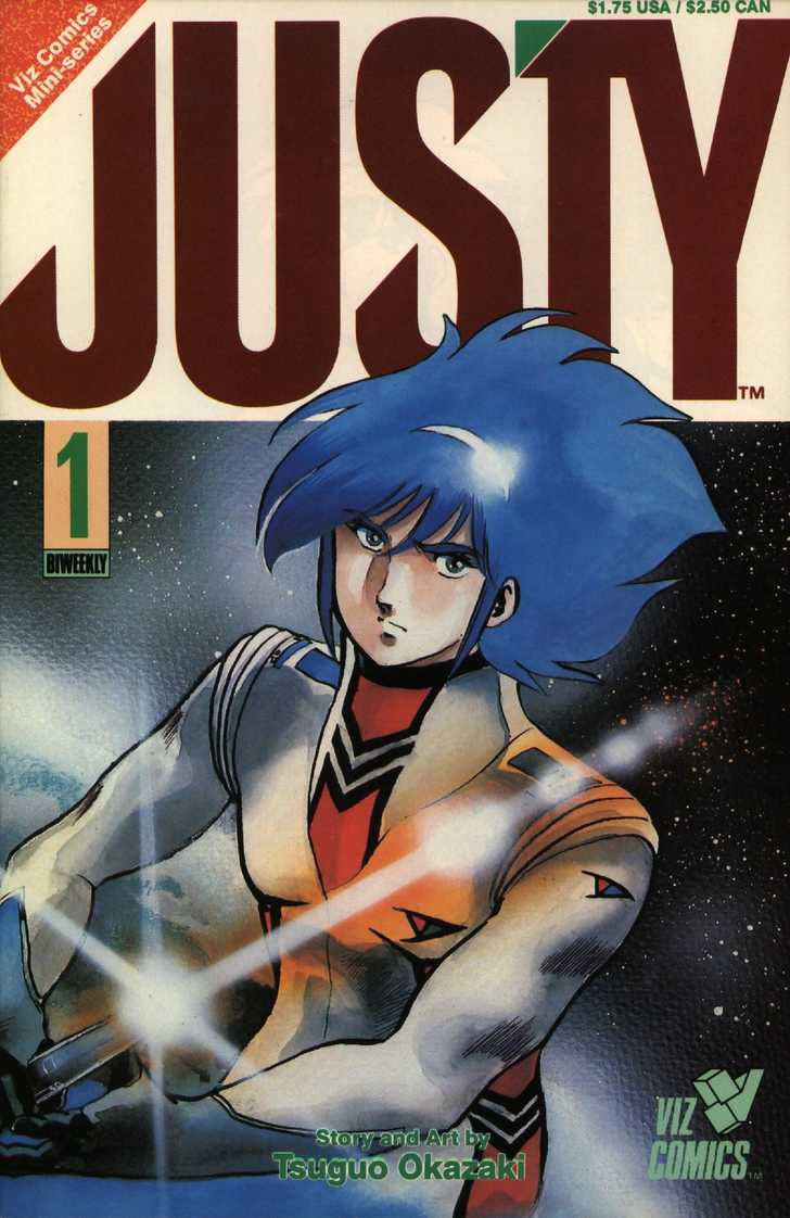 Justy Issue 1 Page 1