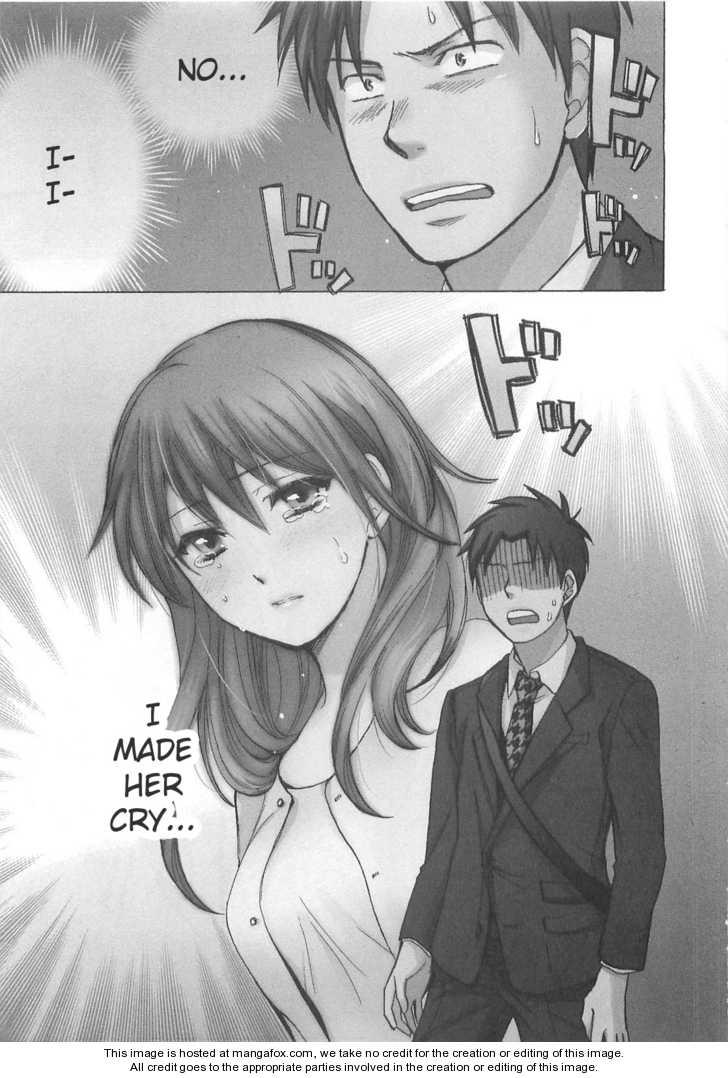 Koi wo Suru no ga Shigoto desu 14 Page 1