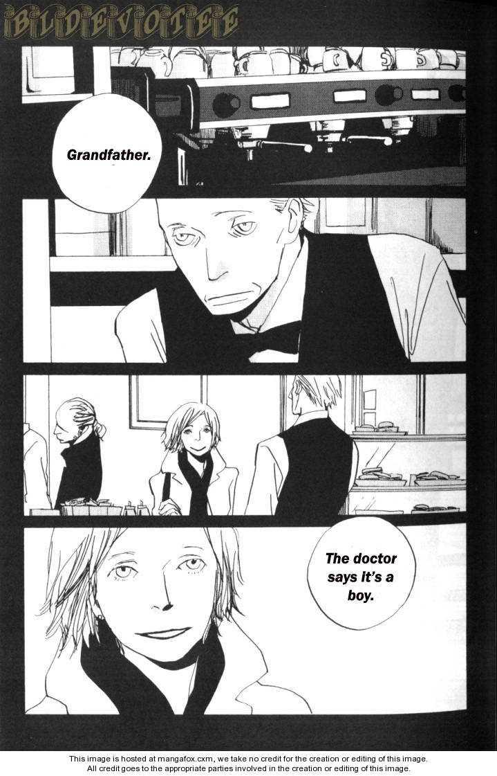 Gente - Ristorante no Hitobito 2 Page 1