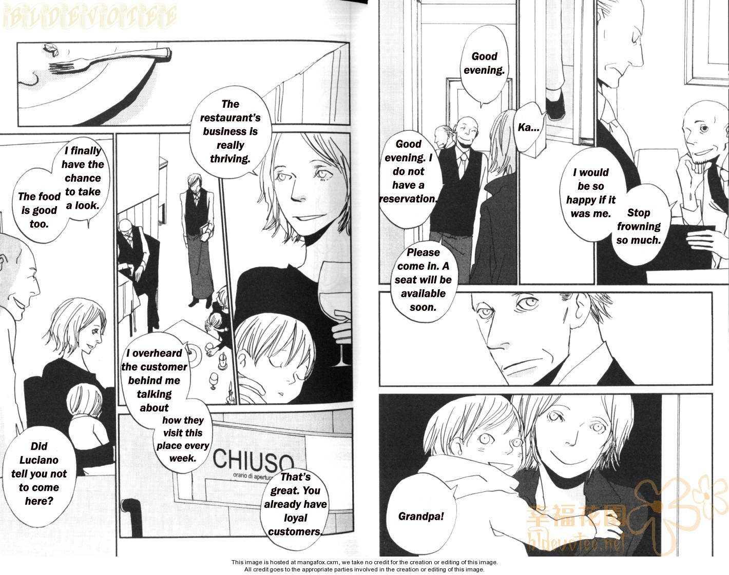 Gente - Ristorante no Hitobito 2 Page 3